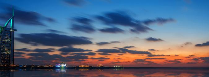 REFLEJOS DE DUBAI