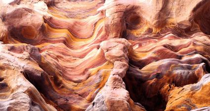 colored canyon
