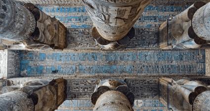 Techo Templo Denderah