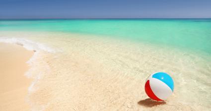 Playa Isla Giftun