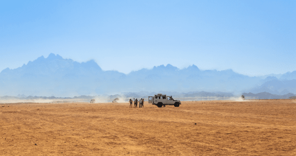 Safari desierto Hurghada