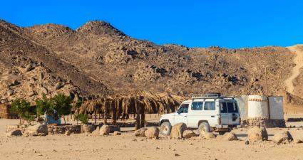 Parada 4x4 Hurghada