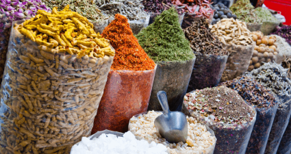 the souk of spices
