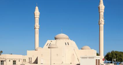 fujairah mosque