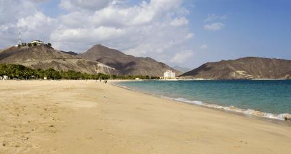 fujairah beach