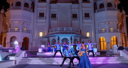 bollywood park dubai show