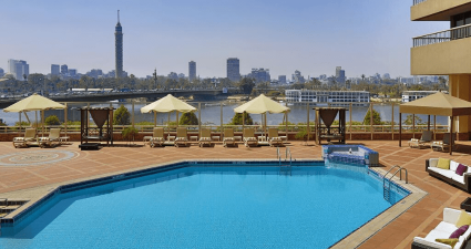 ramses hilton swimming pool