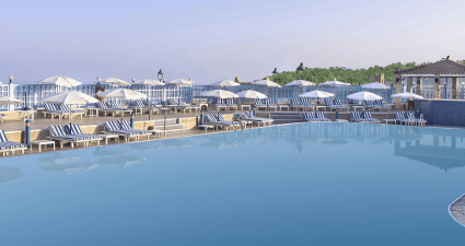sheraton montazah swimming pool