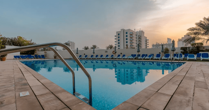 arabian park pool