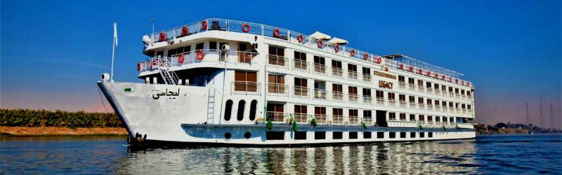 crucero Steigenberger Legacy