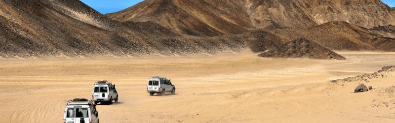 Safari 4x4 en Hurghada