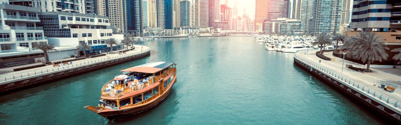Tour Completo de Dubái